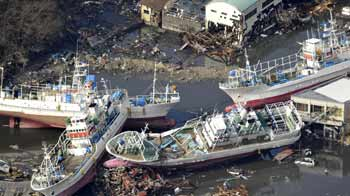 Video : Japan quake: It's all rubble now