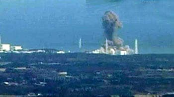 Video : Japan: Third blast strikes nuclear plant