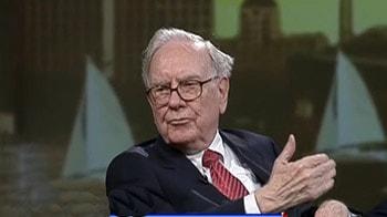 Video : Buffett earning $15/sec from Goldman stake
