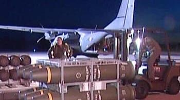 Video : Libya: NATO to control no-fly zone