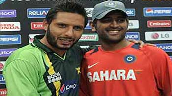 Video : Cricket above political diplomacy, say both captains