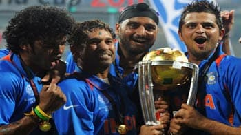 Video : टीम इंडिया जीत लाई वर्ल्ड कप