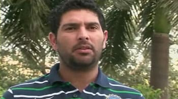 Video : Yuvraj speaks his heart out