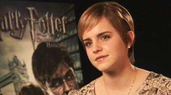 Emma Watson on the end of Harry Potter