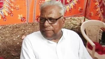 Video : On the campaign trail with VS Achuthanandan