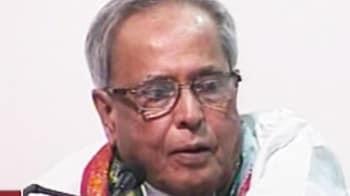 Video : Pranab: Don't respond to uncivilized comments