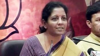 Video : Isn't Karunanidhi very old, asks BJP?