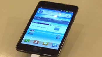 Video : Samsung Galaxy S II