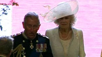 Video : Charles-Camilla: Proud parents