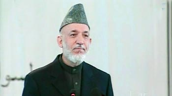 Video : Osama bin Laden strike is blow to terror: Hamid Karzai