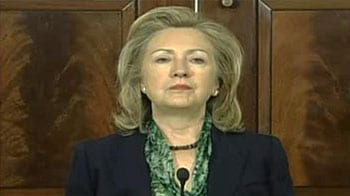 Video : Bin Laden's death is not the end of the war on terror: Hillary Clinton