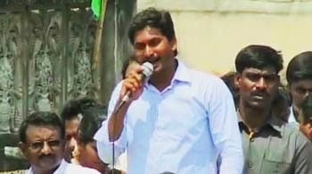 Video : Jagan, Congress gear up for poll battle