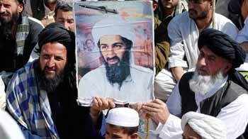 Video : Abbottabad protests against Osama killing