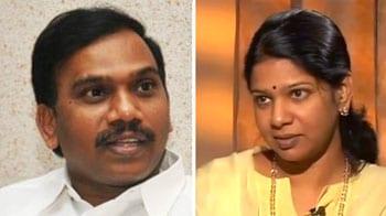 Video : Will DMK sacrifice Raja to save Kanimozhi?