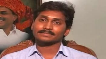 Video : Jagan to NDTV: Congress party has lost its values