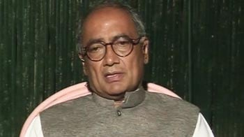 Video : Jagan a worry for Congress, says Digvijaya