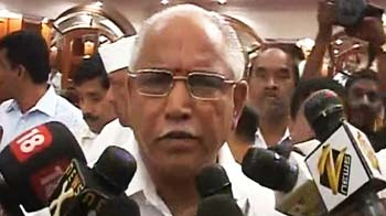Video : Karnataka crisis: Yeddyurappa headed to Delhi