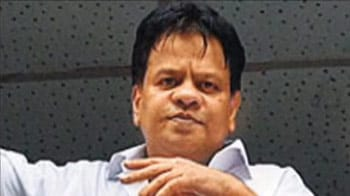 Video : Dawood's younger brother Iqbal Kaskar shot at, escapes unhurt