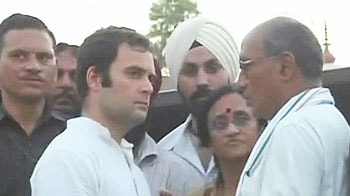 Video : Rahul's Greater Noida claims a huge political risk?