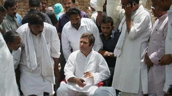 Video : Rahul's reality check: Wrong on facts?
