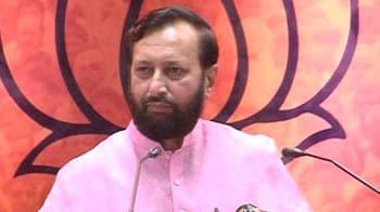 Video : Kanimozhi's arrest result of Supreme Court monitoring 2G case: Javadekar