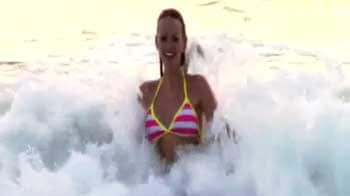 Video : Get ready to fight the waves