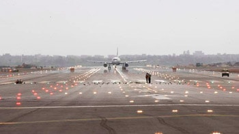 Video : Mumbai airport runway revamped