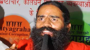 Video : PM appeals to Baba Ramdev to call off his fast
