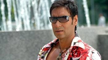 Video : अजय पर चढ़ा एक्शन का बुखार