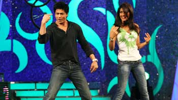 Video : SRK's Chhammak Chhallo