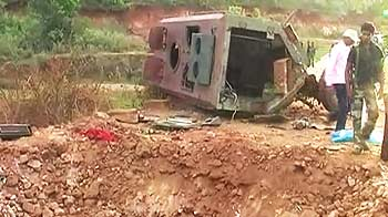 Video : 10 security personnel killed in Maoist attack in Chhattisgarh