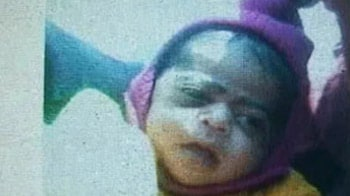 Video : Five-month-old girl stolen from Delhi hospital