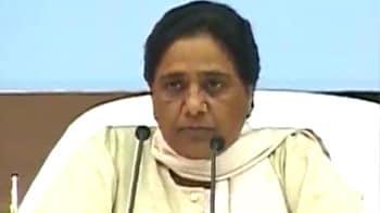 Video : Lakhimpur Kheri teen murder case: Mayawati slams rights groups