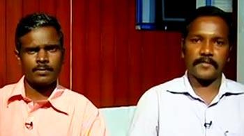 Video : Triumphant return for MV Suez hostages