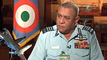 Video : $11 bn fighter jet contract transparent and fair: IAF Chief to NDTV