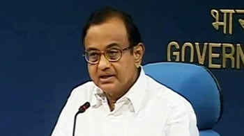 Video : Not considering President's Rule for Andhra Pradesh: Chidambaram