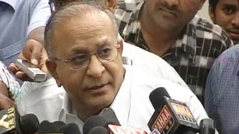 Video : Agree to Telangana state, Jaipal reportedly urged PM