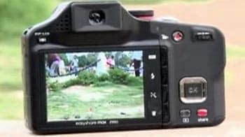 Shootout: Prosumer cameras