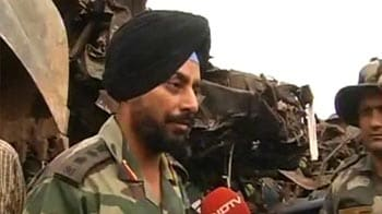 Video : Kalka Mail accident: Army on rescue operations