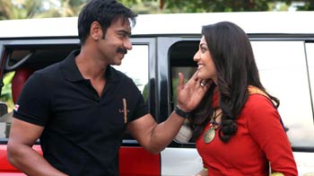 Video : New song from Singham