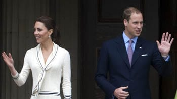 Video : Is Kate too skinny? Size zero fears about the Princess
