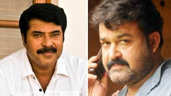 Video : Income tax raids at residences of actors Mammootty, Mohanlal