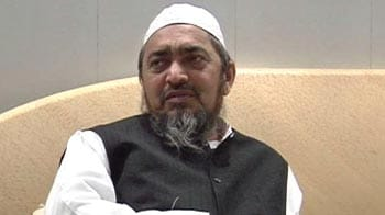 Video : Vastanvi removed as Deoband Vice Chancellor