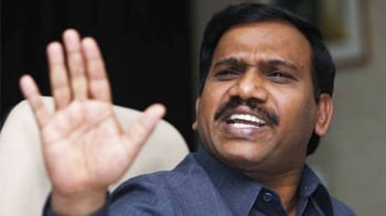 Video : Raja takes exception to CBI's new charges