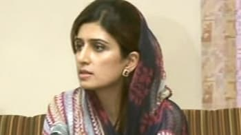 Video : Hina Rabbani Khar on her trip to India