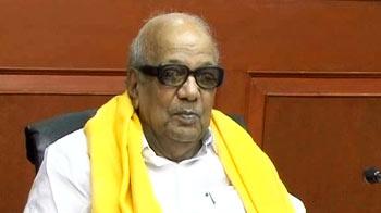 Video : 'Is Tamil Nadu a state or a jungle?' asks Karunanidhi