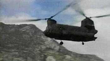 Video : Chopper shot down, 20 from Navy SEALs Team 6 killed