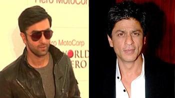 Video : SRK, Ranbir in the 'Hero' league