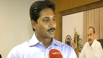 Video : Being targeted because I left the Congress: Jagan Reddy