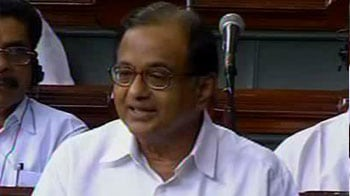 Video : Chidambaram justifies the imposition of Sec 144